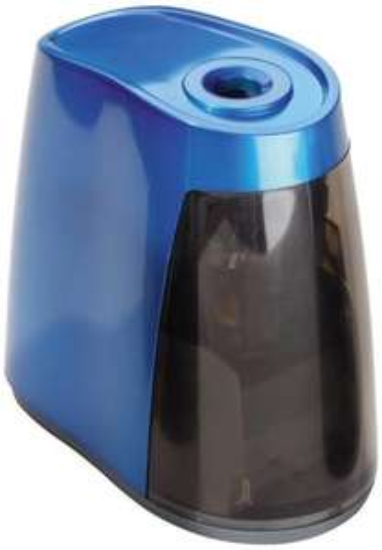 Dahle 00240-02033 Electric Pencil Sharpener Blue £5.79 + p&p @ Amazon