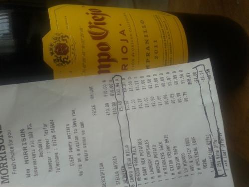 Campo Viejo Rioja - £4.12 @ Morrisons