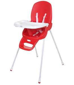 Morrisons (Kiddicare) Pasta High Chair £5 instore!