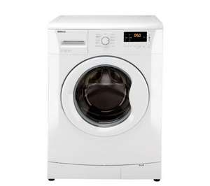 BEKO 7KG A++ WM74155LW Washing Machine - White for £199.00 @ Currys Save £100 was £299