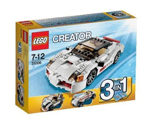 Lego 31006 Highway Speedster for £11.99 @ Amazon delivered