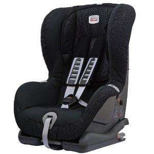Britax Duo Plus ISOFIX Forward Facing Group 1 Car Seat (Black Thunder) £86.66 @ Amazon