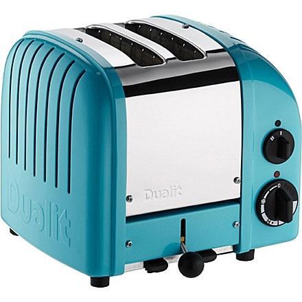 Dualit vario 2 slice toaster £100 Debenhams