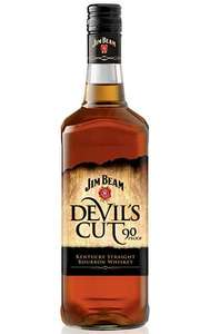 Jim Beam 70cl  Devils Cut Bourbon Was £24.99 Now £19.00 @ Tesco