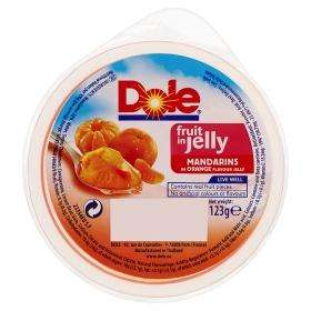Dole Fruit Pots in Juice OR Jelly 25p each @ ASDA Online & instore