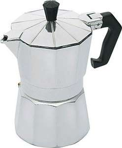 Kitchen Craft Le'Xpress Italian Style 3 Cup Express Coffee Maker £4.00 + p&p @ Amazon