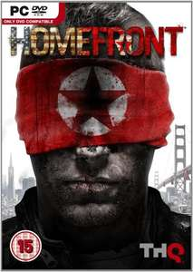 Homefront on PC DVD for only £3.65 @ Amazon/passionFlix UK