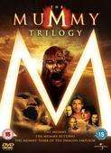 The Mummy Trilogy STEELBOOK DVD Set £3.00 with Free Delivery @ Sainsbury's on-line