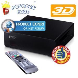 Popcorn Hour A-400 media Player £182.90 delivered @  iBood