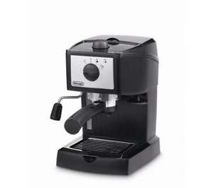 Delonghi EC152 coffee machine only £47 at Tesco instore
