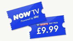 Free Sky Sports Day Pass - Be Quick
