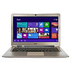 Acer S3 4GB 500GB Ultrabook i7 Processor (£200 off the original price) +FREE £10 Voucher £499.99 @ argos