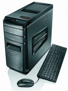** Lenovo Ideacentre K430 Desktop PC (Intel Core i7 3770 3.4GHz, 16GB RAM, 2TB HDD, DVD, LAN, WLAN, Nvidia Graphics, Windows 8 64 Bit - £599.99 @ Amazon **