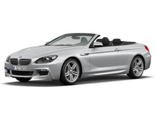 BMW 640d M Sport Convertible 0% Interest +£14,196 Dealer Contribution