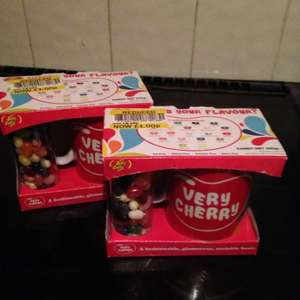 Jelly belly bean mug gift set £1 tesco airdrie was £9