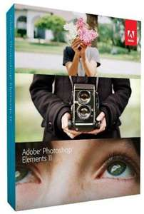 Adobe Photoshop Elements 11 (PC & MAC) price drop on Amazon to £32.99