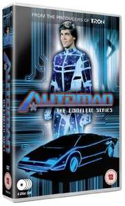 Automan complete series DVD at Amazon £16.00