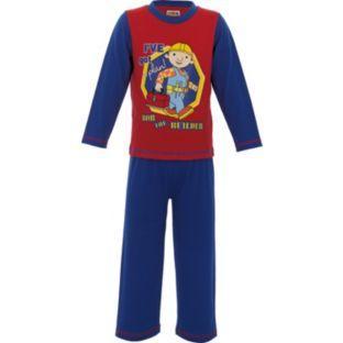 Bob the Builder Pyjamas 3-4 yrs at Argos - £1.99