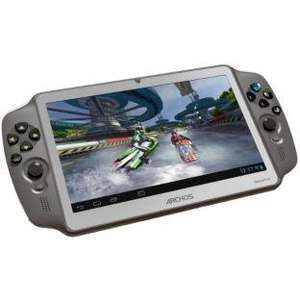 Archos Gamepad £74.99 Argos instore and online (£3.95 P&P but you get a £5 off voucher in return) + free official pouch
