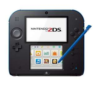 2DS! wow! good price @ GAME - £19.99 when trading in a 3DS XL