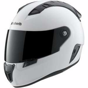 Schuberth SR1 White Motorcycle Helmet was £529.99 now £296.99 with discount + possible £5 off + 6% cashback @ Get Geared