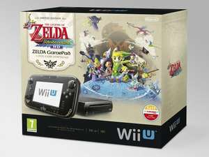 Wii U The Legend of Zelda The Wind Waker HD Limited Edition 32GB Premium Pack (Pre-order) £249.99 @ GAME.co.uk