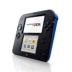 Nintendo 2DS announced, currently available @Game