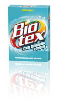 Bio-Tex Stain Remover 250g £0.26 instore @ Tesco