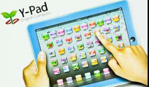 £6 for a children's interactive Y-Pad £6.99 delivery @dealcloud