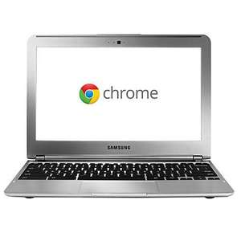 "Samsung XE303C12-A01 Chromebook, Exynos 5250, 1.7GHz, +£50 voucher & a Galaxy Mini, 11.6"", Silver - £229 @ John Lewis"
