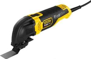 Stanley Fat Max Multi-Function Oscillating Tool FME600K save 1/3 £66.99 @Homebase