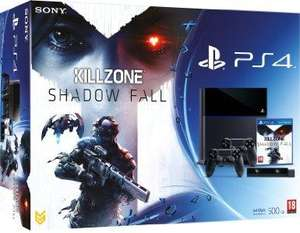 PS4 console + Killzone : Shadow Fall + Camera PS4 + 2nd PS4 Dual Shock - £436 @ Amazon France