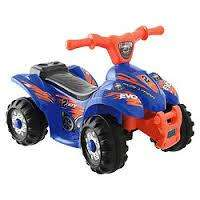 Evo Quad Bike Ride-On    £26.00 @  Tesco Direct