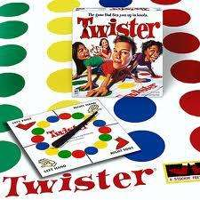 Twister board game £3.24 in store at ASDA