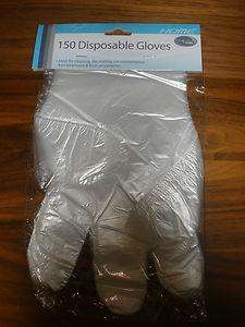 Pack of 150 Disposable Gloves £1 @ B&M