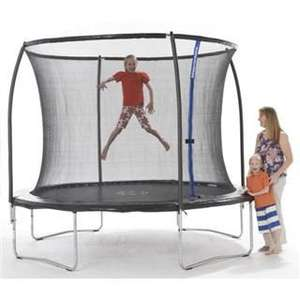 Bambino Direct - 10 Foot Sportspower Trampoline with Inside (3G) Enclosure - £100 - £86 After 'Which Trial', £1.70 Quidco **FREE DELIVERY**