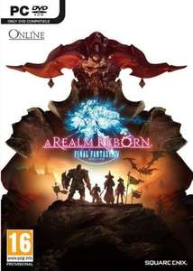 Final Fantasy XIV: A Realm Reborn + 30 Days + 60 Days (90 Days) £29.99 Delivered @TescoDirect