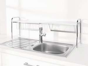 Kitchen Over-Sink Shelf £14.99 @ Lidl from 2nd Sept