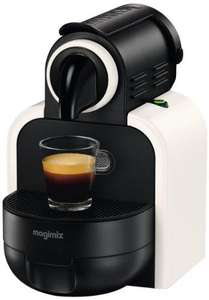 Magimix M100 Essenza Nespresso £60 at Amazon (Be quick to claim £40 voucher)