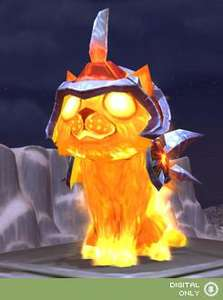 WoW Warcraft  Pet: Cinder Kitten in game pet 25% reduction £6.75 @ Blizzard Entertainment