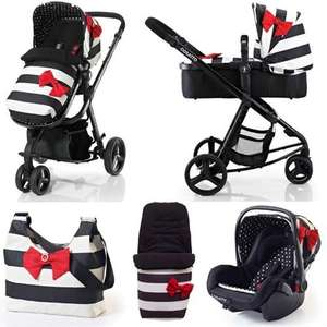 Cosatto Giggle 3-in-1 Special Edition Travel System (Go Lightly) £331.55 @ PreciousLittleOne