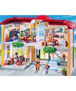 Playmobil School Building - 5923 at Argos £31.99 reserve and collect instore (£75 on Amazon)