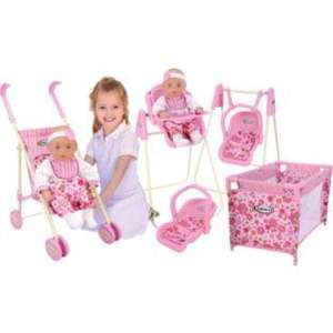 Graco 6-in-1 Doll Playset £19.99 @ Argos