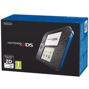 Nintendo 2DS Black or White Console Pre Order £108.99 at Zavvi