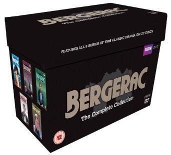 Bergerac BBC TV series Complete boxset £30.42 @ Amazon