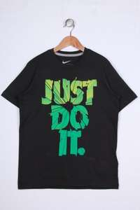 Boys Nike Just Do It T-Shirt £7.99 delivered (size 11-12 years) @ Adams