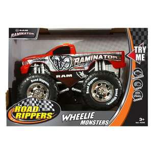 Road ripper wheelie monster truck - £5.50 @ Asda Direct