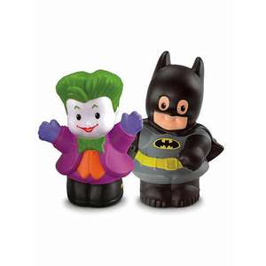Batman & Joker Fisher Price Little People Race & Chase Batcave £20 @ Boots