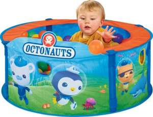 OCTONAUTS Baby Ball Pool / Pit £5.89 (+P+P) @ Argos eBay Outlet