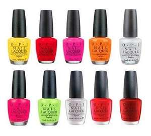 Buy an OPI nail polish receive a free OPI base coat worth £11.50